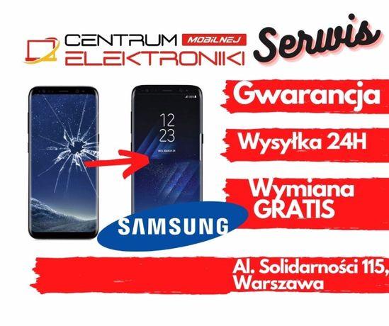 Ekran wyświetlacz LCD Dotyk Szybka Samsung A50 SM-A505F Komplet