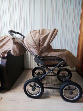 Дитяча коляска 2 в 1 Roan Marita Класична