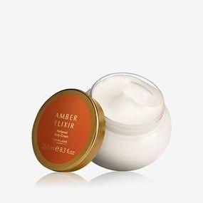 Perfumowany krem do ciała Amber Elixir oriflame