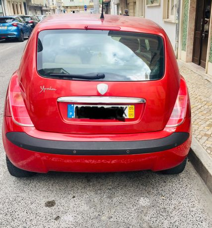 Lancia yplson 2005 gasolina