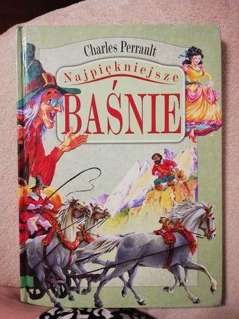 """Książka""""Najpiękniejsze Baśnie""""Charles Perrault"""