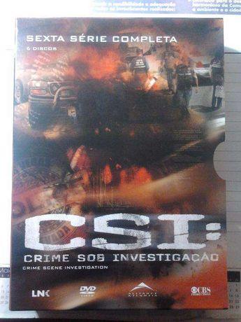 CSI Crime Sob Investigação, Sexta Série: 2005–2006