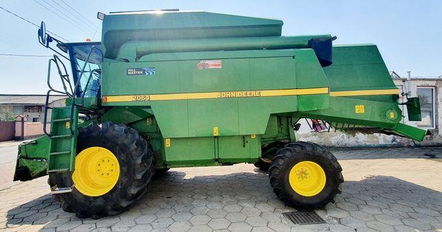 Kombajn zbożowy john deere 2064 93rok hillmaster 6.10 kukurydza brutto