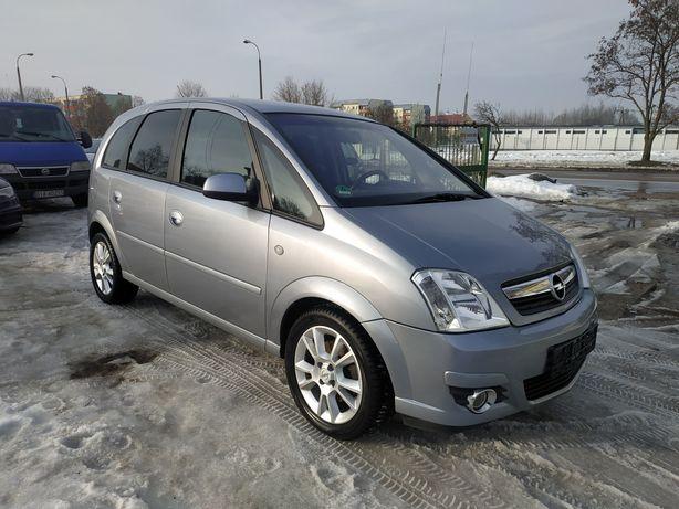Opel Meriva 1.6, klimatronik, tempomat, 4x.el. szyby!