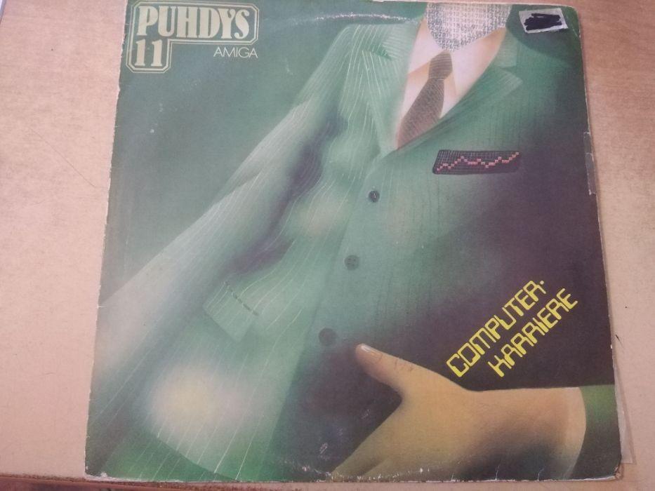 Płyty winylowe - PUHDYS 11