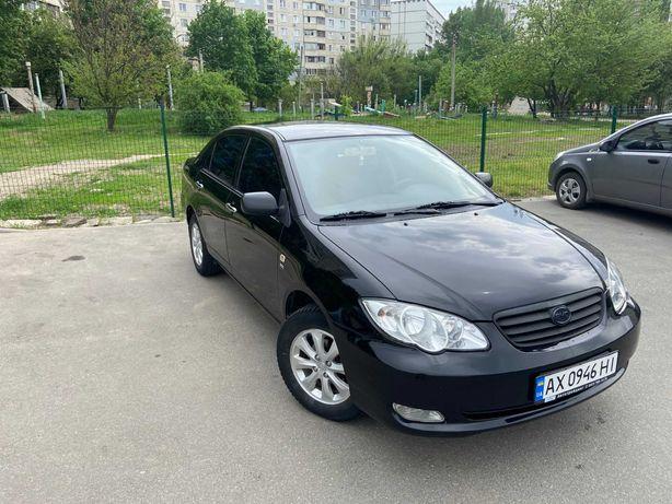 Автомобиль BYD F3
