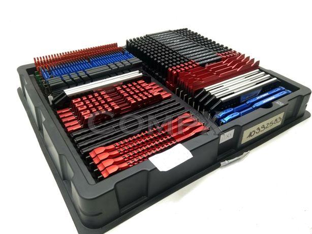 CompX! DDR3 8/12/16/24/32gb Kingston HyperX Crucial BallistiX Гарантия