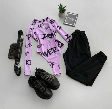 Костюм (боди + штаны)