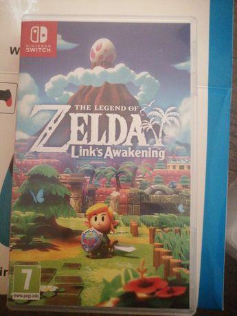 The legend of zelda link's awakening jogo nintendo switch