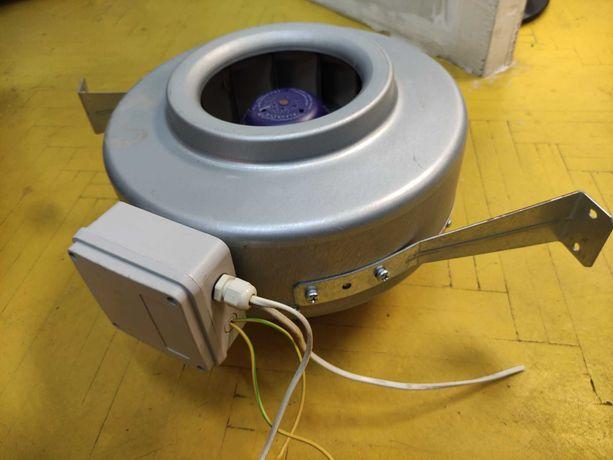 Канальный вентилятор Vents Вентс ВКМц 200