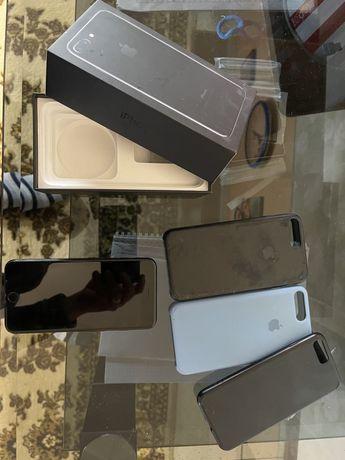 Iphone7 plus JetBlack256gb