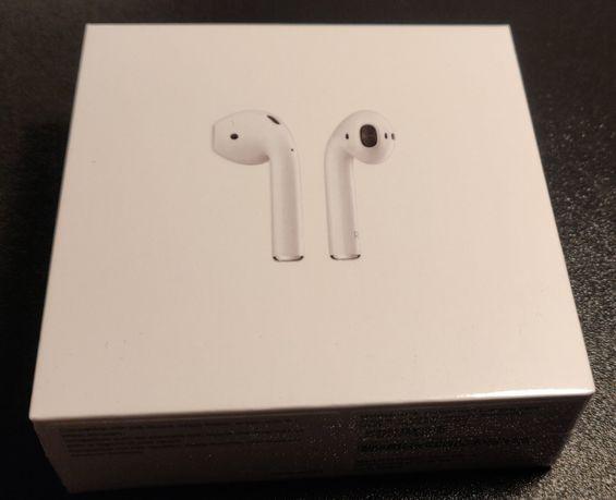 AirPods słuchawki bezprzewodowe NOWE, Zapakowane, Nieużywane