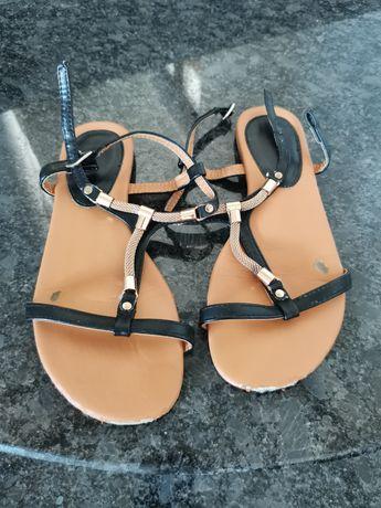 Buty sandały damskie