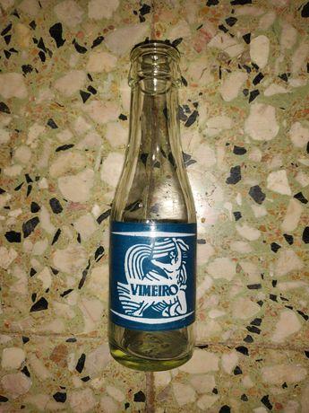 Garrafa pirogravada Água do Vimeiro