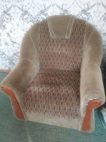 Продам кресло кровать б.у.