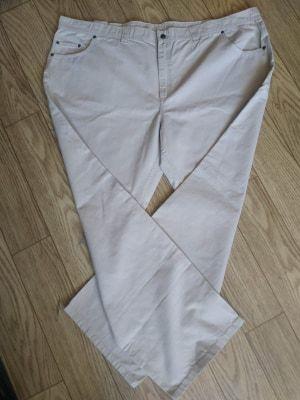 Męskie jeansy, duży rozmiar
