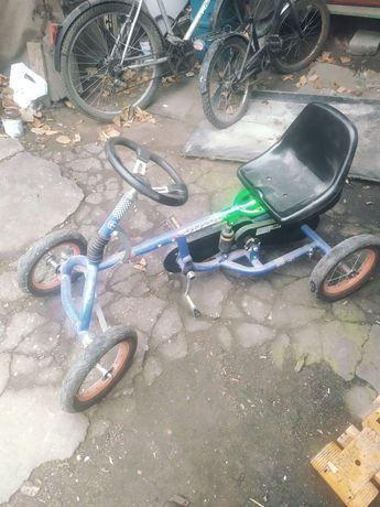 Велокар  в хорошем состоянии