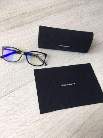 Sprzedam okulary korekcyjne zerówki Dolce&Gabbana