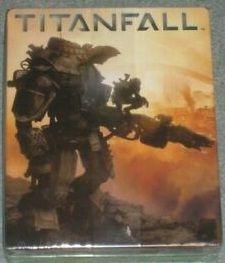 TITANFALL -SteelBook Kolekcjonerski -UNIKAT NOWY -PS4 PS3 Xbox One 360