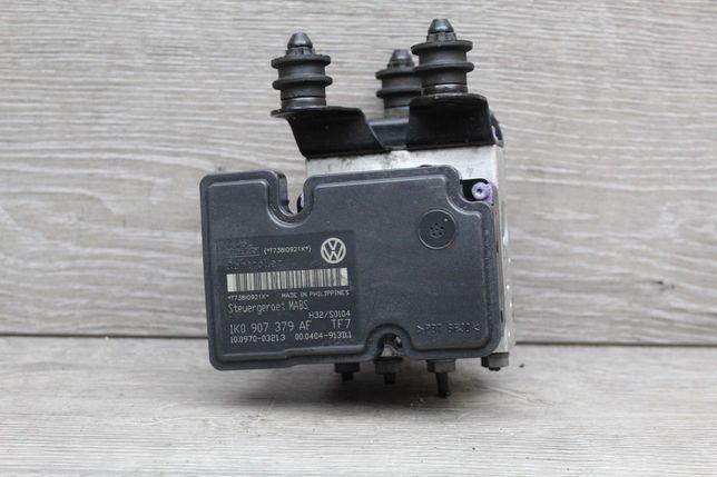 Блок управления АБС ABS 1K0907379AF VW Caddy Фольксваген Разборка