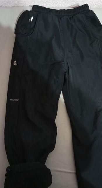 Болоневые утеплённые штаны boulevard р-p s