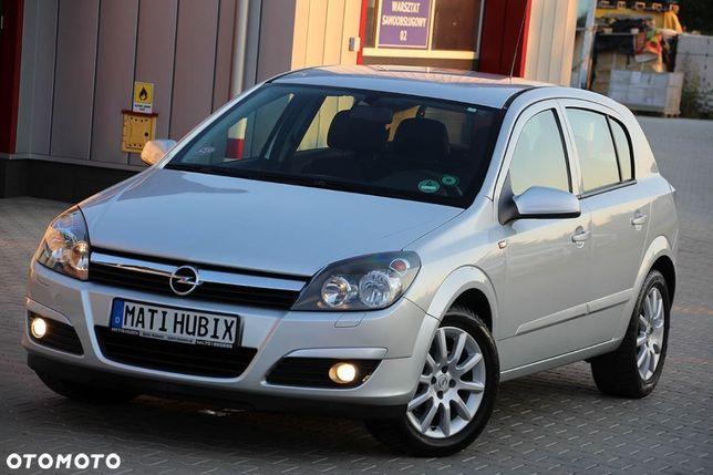 Opel Astra 1.6 16V 105KM*5 DRZWI*KLIMA*100%Oryginał*100%Serwis*z...