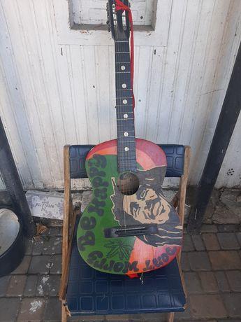 Гитара с Бобом Марли