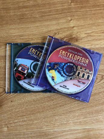 Encyklopiedia Powszechna na płytach CD