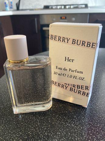Парфюмерная вода Burberry 30 мл. духи парфюм