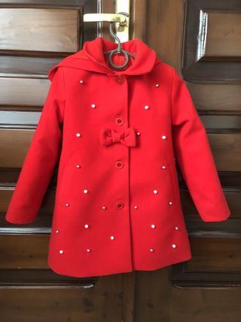 Осінні пальта Кашемірові пальта для дівчат двійнят