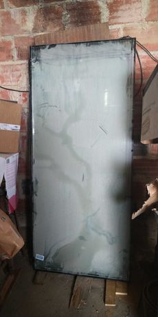 Vidro Duplo janela alumínio
