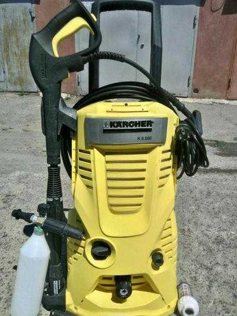 Мойка высокого давления Karcher k 6500 бу