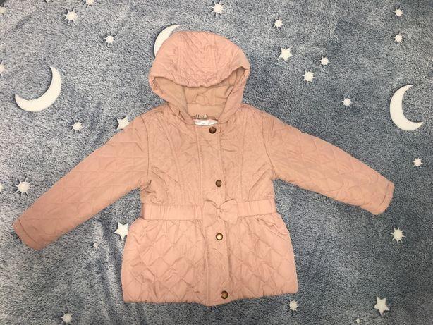 Демисезонная куртка пальто Mothercare