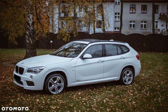 BMW X1 Mpakiet 25d xenon navi dkg