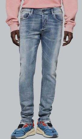 DIESEL Calças De Ganga [OFFICIAL] Jeans