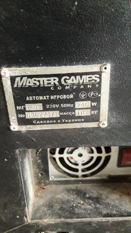 Игровой автомат MASTER GAMES