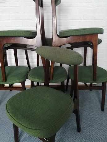 Krzesła Hałas prl