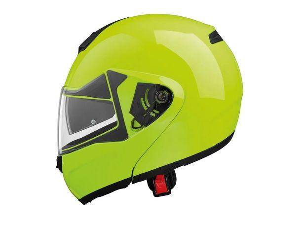 Nowy kask wielofunkcyjny neonowy kolor kask motocyklowy rozm. M
