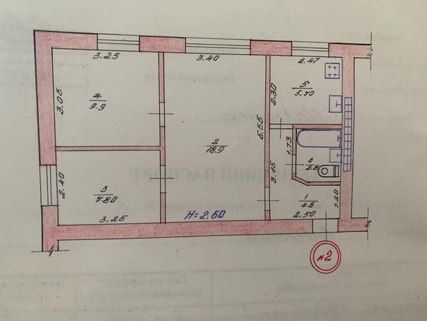 Срочно продам жилую квартиру в г.Марьинка Донецкой области
