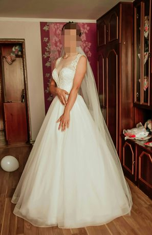 Продам весільну сукню, свадебное платье