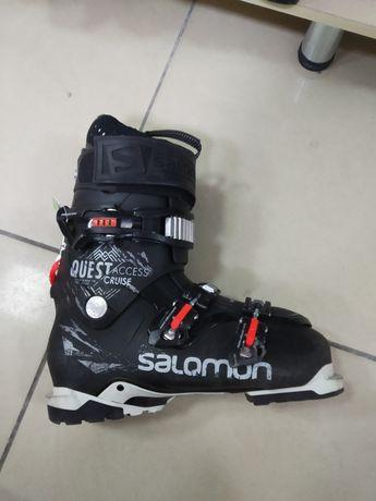 Salomon Quest Access 27.5 горнолыжные ботинки