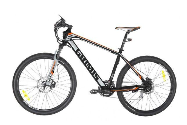 Rower elektryczny HECHT GRIMIS SILVER/ul. Wiejska 2/Zielona Góra