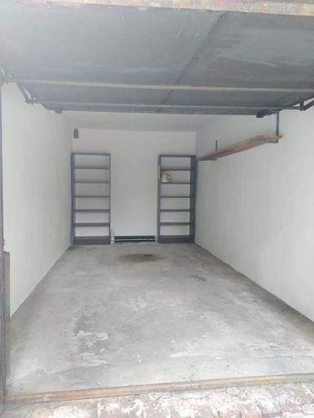 Wynajmę garaż Katowice Brynów koło ulicy Dworcowej , prąd