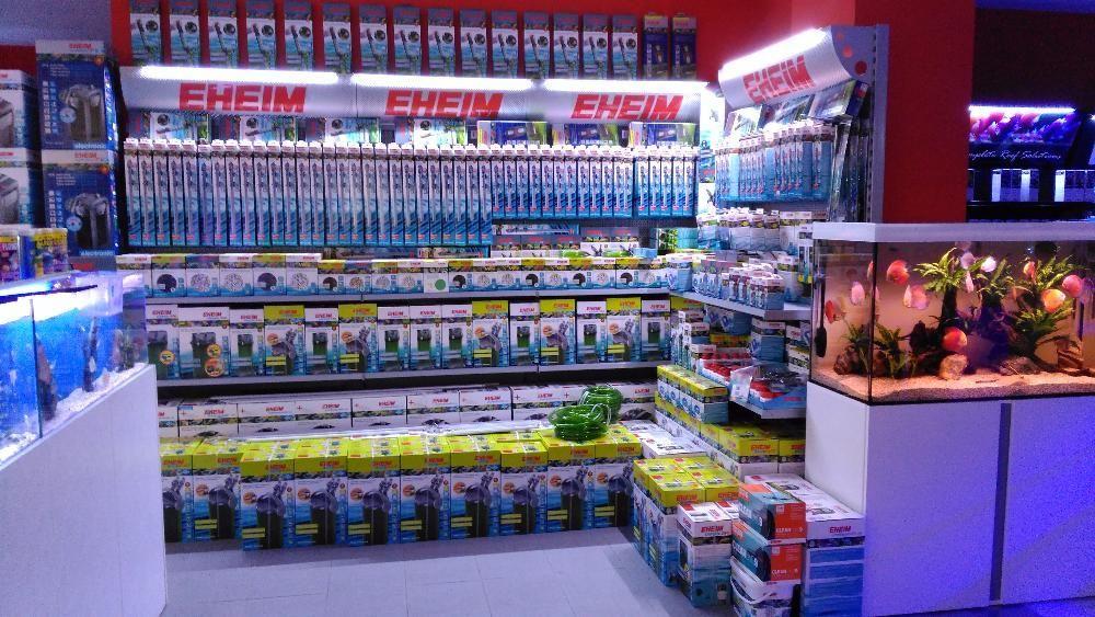 Filtro eheim para aquario novo até 150L