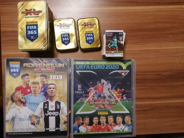 Karty piłkarskie Panini UEFA EURO 2020 i FIFA 365
