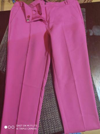 Spodnie eleganckie damskie rozm 40 Borowiecki
