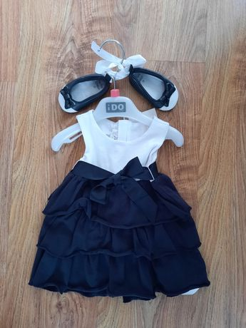 Нове платтячко chicco з балєтками