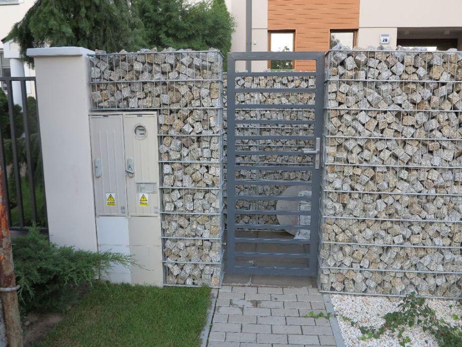 Gabion Gabiony ogrodzenie gabionowe Słupsk - image 1