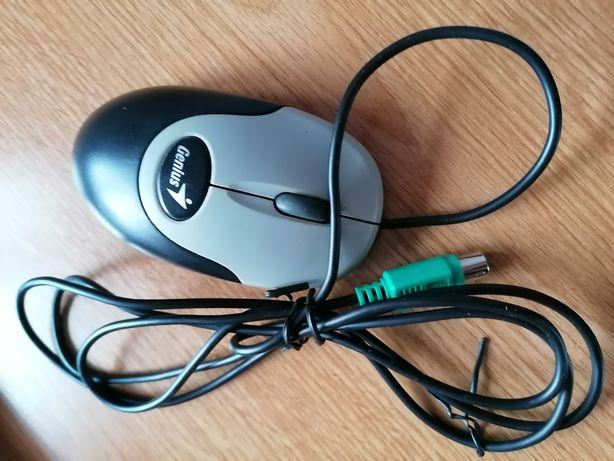 Мышь проводная genius