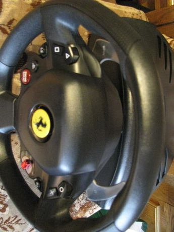 Sprzedam Thrustmaster Kierownica T80 Ferrari 488 GTB Edition PS3/PS4